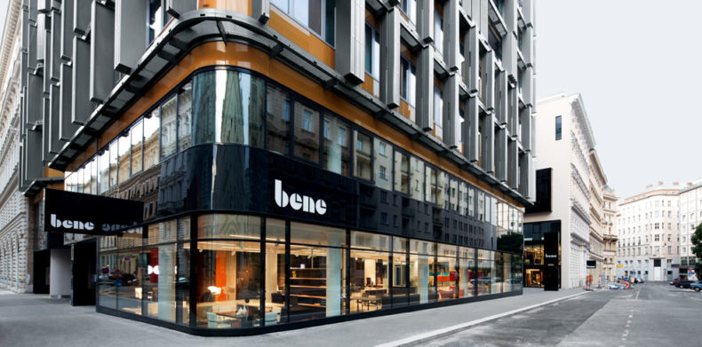 Bene Showroom Wien