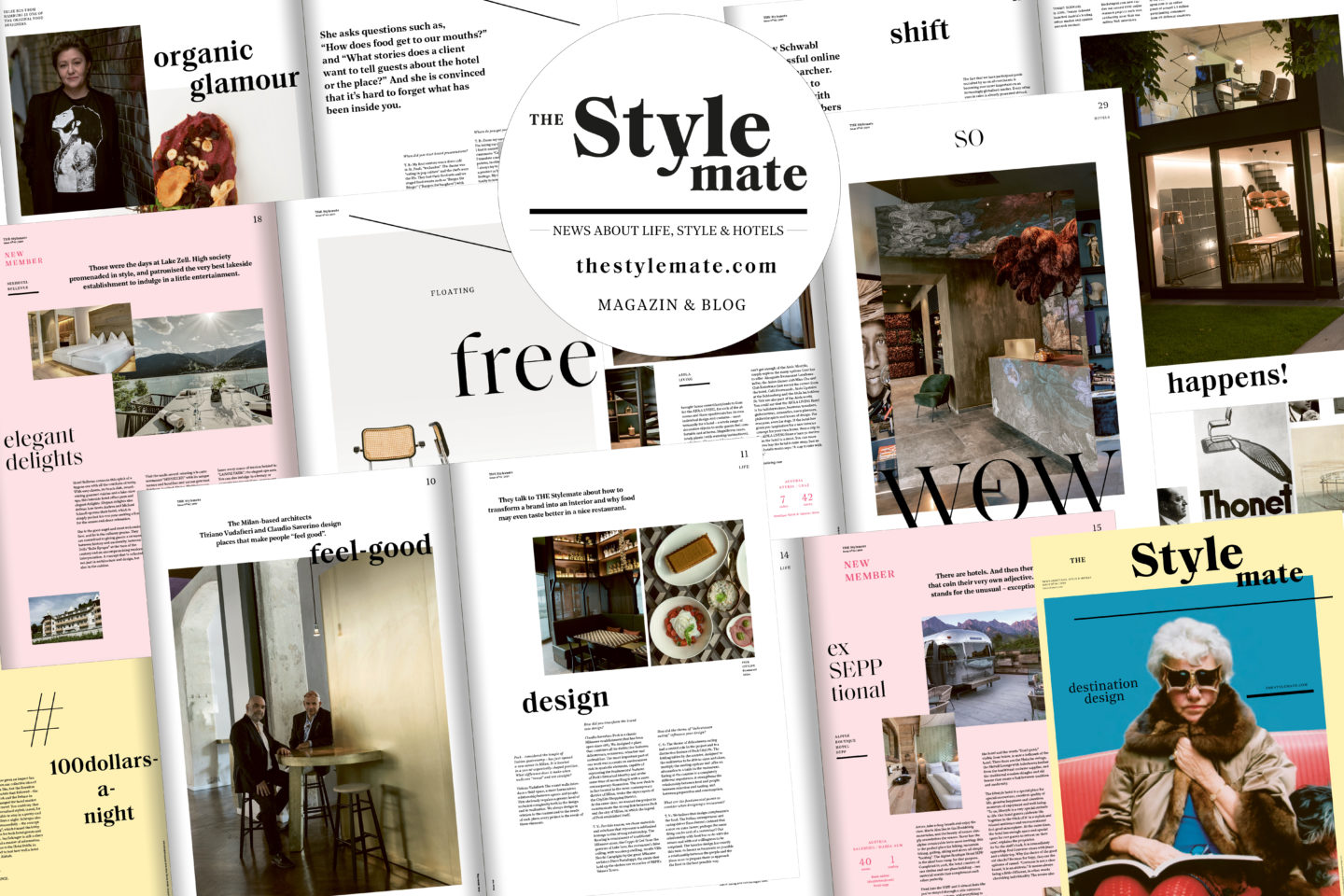 THE Stylemate MAGAZIN & BLOG