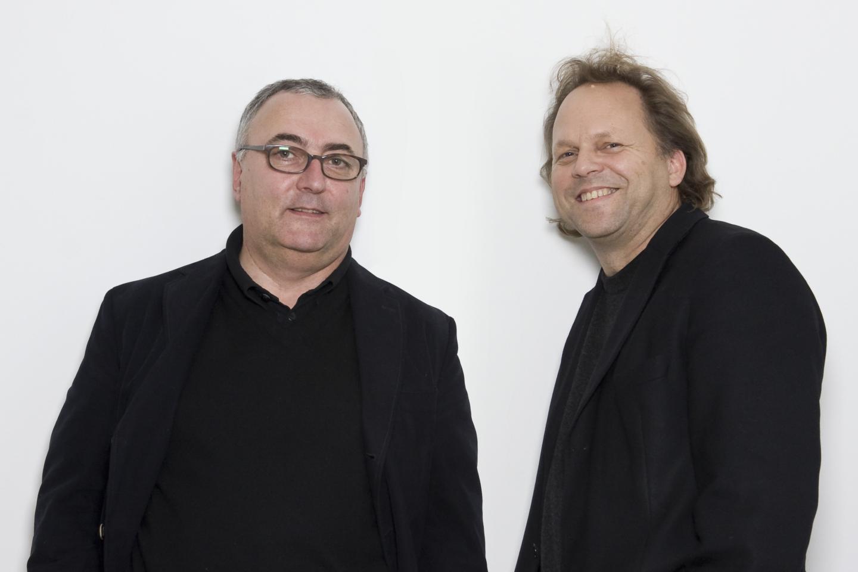 Florian Riegler und Roger Riewe © Florian Lierzer